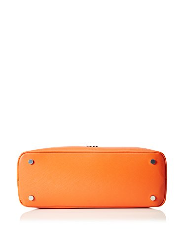 BREE Collection Kiruna, Damen Handgelenkstasche Orange
