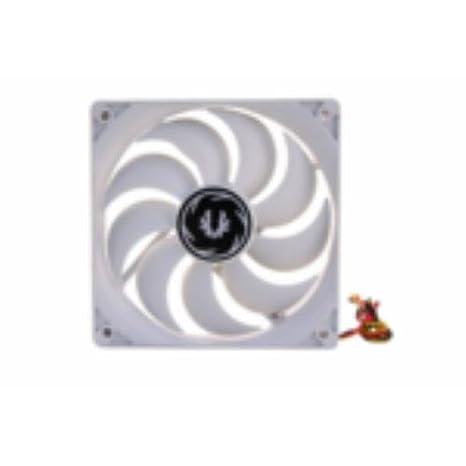 BitFenix bff-scf-12025ww-rp - Spectre Ventilador de 120 mm - blanco: Amazon.es: Electrónica