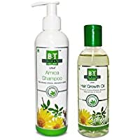 Schwabe India B&T Arnica Shampoo & Hair Growth Oil (250ml & 200ml)