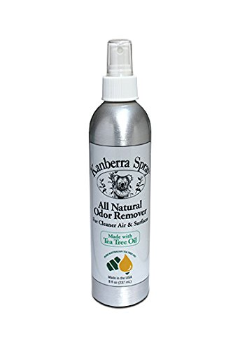 Kanberra Gel All Natural Odor Remover Spray, 8 oz