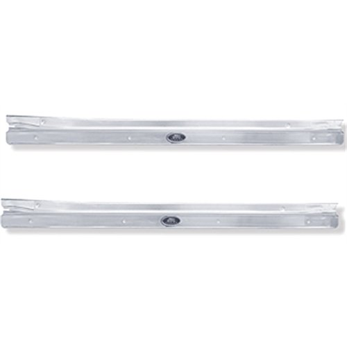 Sill Plates Nova - Reproduction Door Sill Plates for 1968-79 Nova 2-Door, Pair