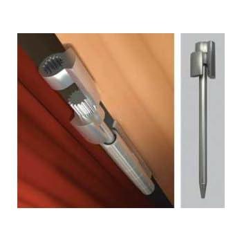 Nuk3y Door Saver 2 II Hinge Pin Stop Fits All 3  to 4-1  sc 1 st  Amazon.com & Amazon.com: Nuk3y Door Saver 2 II Hinge Pin Stop Fits All 3