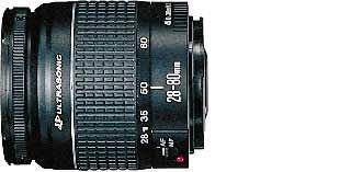 Canon AFレンズ EF 28-80mm F3.5-5.6 V USM