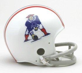 New England Patriots 1965-81 Replica Mini Helmet