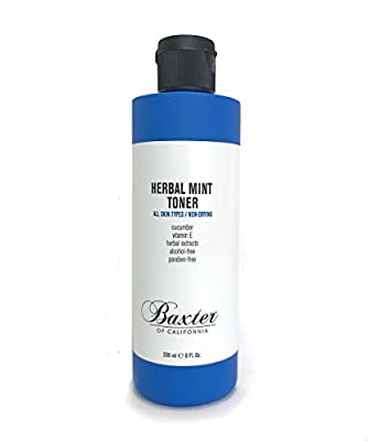 Baxter of California Herbal Mint Toner, 8 fl. oz.