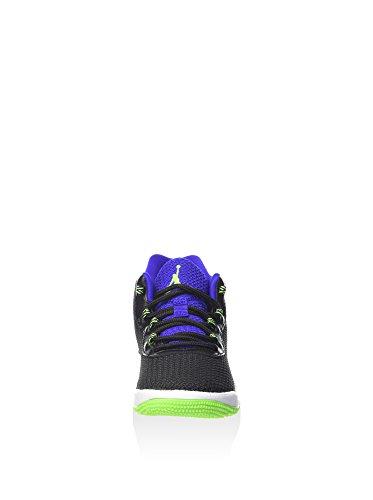 Nike 844704-025, Zapatillas para Niños Negro (Black / Electric Green / Concord / White)