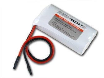 AT: Tenergy Li-Ion 18650 7.4V 2600mAh PCB Protected Battery