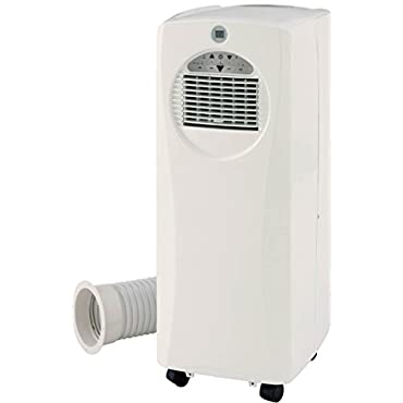 Sunpentown WA-1061H 10,000 BTU Portable Air Conditioner with Heat and Dehumidifier