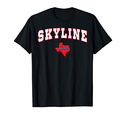 (Skyline High School Raiders T-Shirt C2)