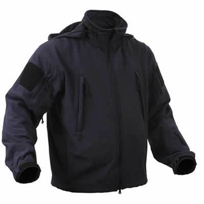 Rothco Special OPS Tactical Softshell Jacket - Midnight Blue