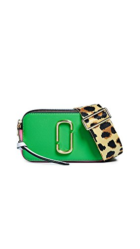 - Marc Jacobs Women's Snapshot Camera Bag, Jade, One Size