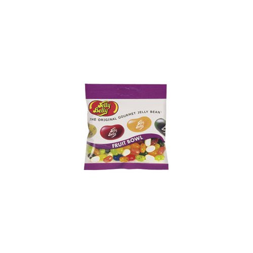 Jelly Belly Beananza Fruit Bowl Flvrs (Economy Case Pack) 3.5 Oz Bag (Pack of 12)