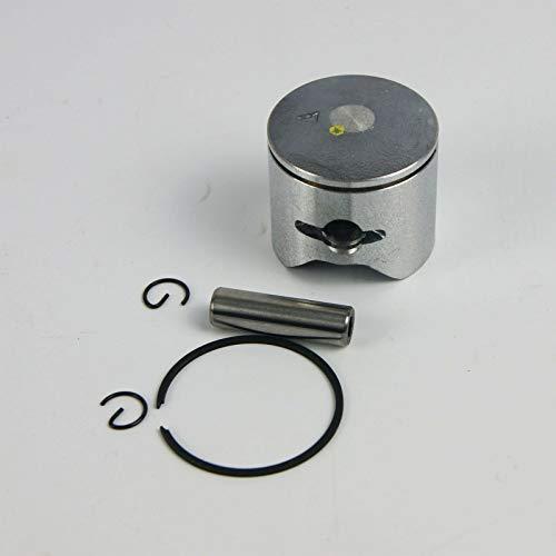 FidgetKute 34mm Piston Set for 26cc ZENOAH/CY Gas Engine Fits HPI Baja 5B 5T 5SC SS & from FidgetKute
