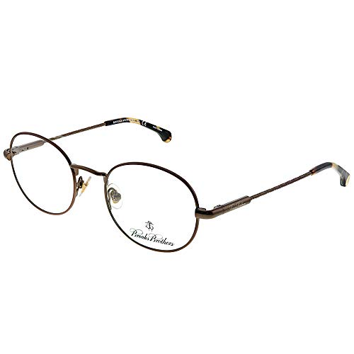 Brooks Brothers Model - Brooks Brothers BB1018 Eyeglass Frames 1571-47 - Bronze Frame, Demo Lens