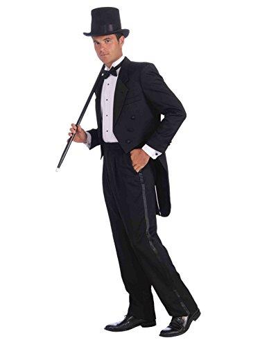 Forum Novelties Inc - Mens Vintage Hollywood Tuxedo Adult Plus Costume