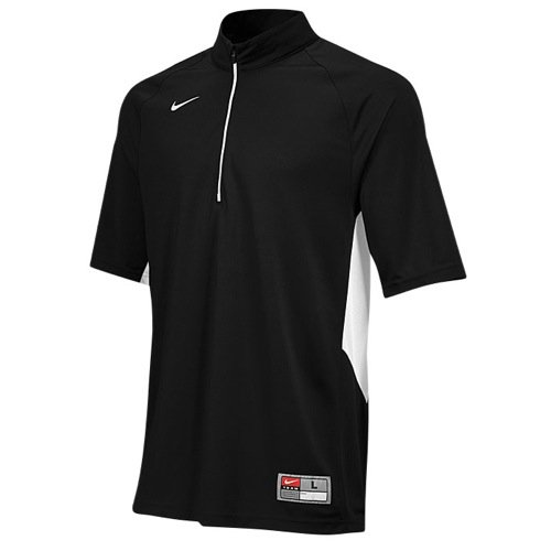 Nike Men's Stock Victory Short Sleeve Shooting Shirt (Small, -