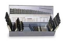 Chicago-Latrobe 57728 115pc Jobber Length Master Drill Set by Chicago Latrobe
