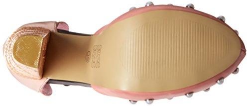 Iron Fist Peaches & Cream Platform - Merceditas Mujer Pink (Pink)