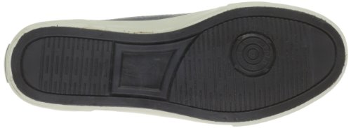 Polo Ralph Lauren Heren Parkstone Low Fashion Sneaker Charcoal Grijs / Grijs Nylon