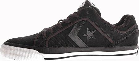 Converse Mens Gates OX Black/White Casual Sneakers US 11 KOjSbtTxx