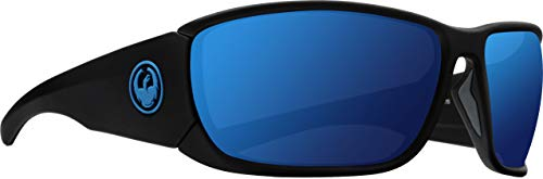 Sunglasses DRAGON DR TOW IN H 2 O 007 MATTE BLACK H20 WITH BLUE ION Polarized ()