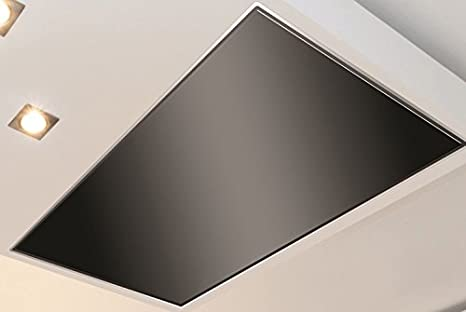 Silverline qud s quadra deckenhaube dunstabzugshaube
