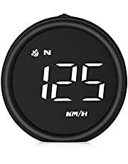 wiiyii Speedometer, Car HUD G1 Head Up Display (White)