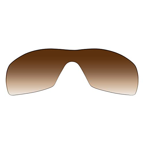 (Mryok Polarized Replacement Lenses for Oakley Dart - Brown Gradient Tint)