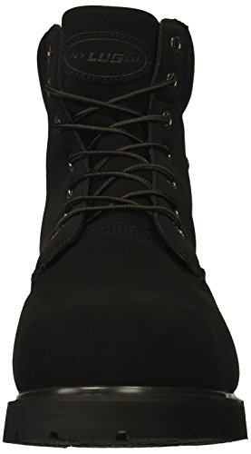 Fashion Lugz Steel Drifter 6 Black Boot Durabrush Men's Toe AqX1w