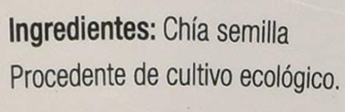 Energy Feelings Chía Ecológica en Semillas, XXL - 3 Paquetes de ...