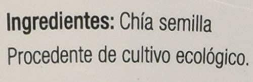 Energy Feelings Chía Ecológica en Semillas, XXL - 3 Paquetes ...