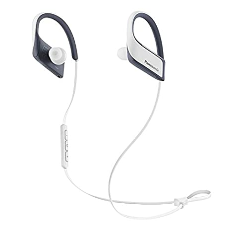 Panasonic Wings RP-BTS30-W Wireless Bluetooth In-Ear Earbuds Noise  Isolating Water 59d2bf6fb50a