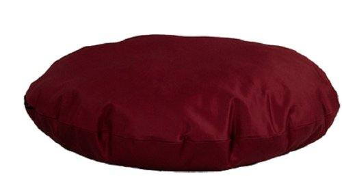 MidWest 34-Inch Round Eko Cover and Liner, Burgundy