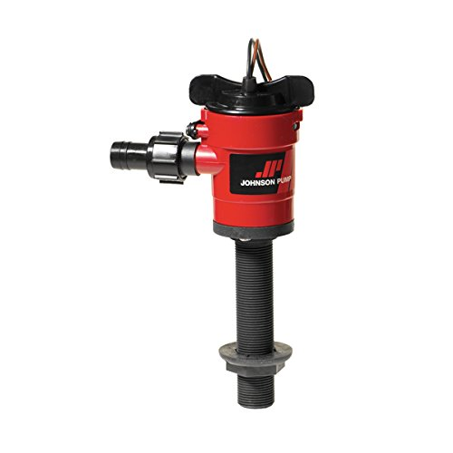 Johnson Pumps of America 28502 Marine In-Line 500 GPH Cartridge Aerator Pump