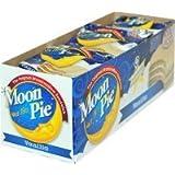 Original Moonpie Double Decker - 9ct. Assorted Flavors (Vanilla)