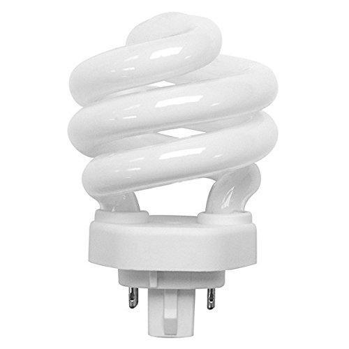 (TCP CFL Spring Lamp, 75W Equivalent (1150 Lumens) Soft White (2700K) 4-Pin (G24q-2 base) Spiral PL Lamp)