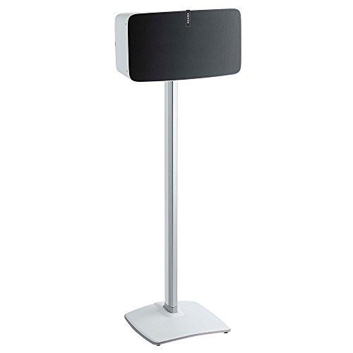 Sanus Speaker Stand Designed for SONOS PLAY:5 Speaker (White) by Sanus