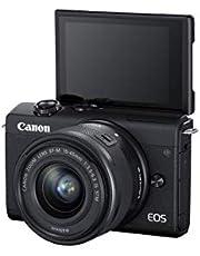 Canon EOS M200 KIT (EF-M15-45mm) Black