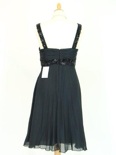 JuJu & Christine -  Vestito  - Reggiseno a fascia - Donna nero Abito dimensione 40