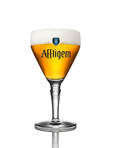 Affligem - Juego de 6 vasos de cerveza, 25 cl