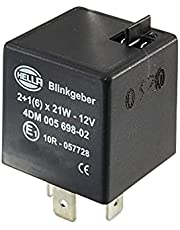 HELLA 4DM 005 698-021 blinkerssensor – 12 V – 5-polig – ansluten – elektronisk