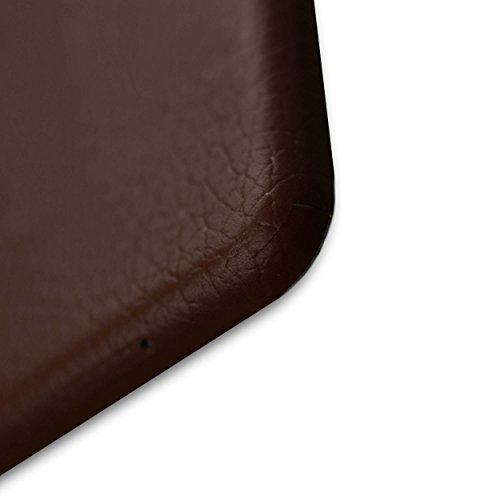 AppSkins Folien-Set iPad 2017 Leather brown
