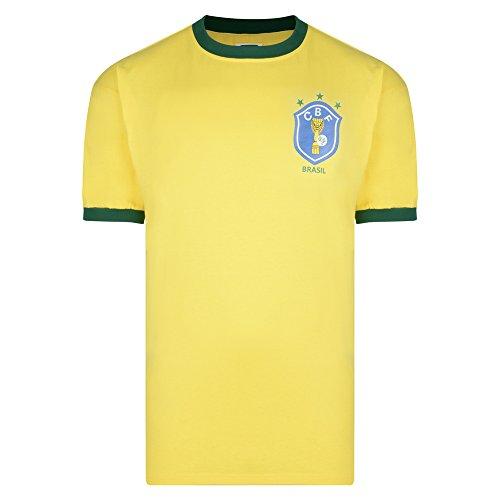 Score Draw Brazil 1982 World Cup Final No10 Shirt