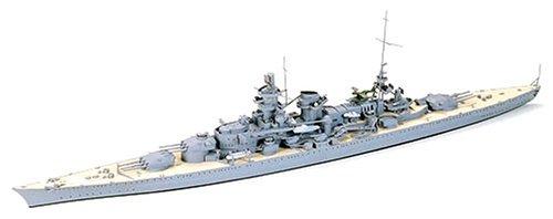 - Tamiya 1/700 German Battle-cruiser Scharnhorst
