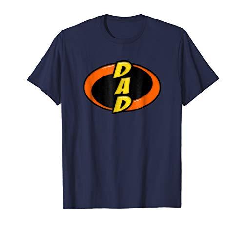 Mens Funny Incredible Family Superhero Costume Shirt ()
