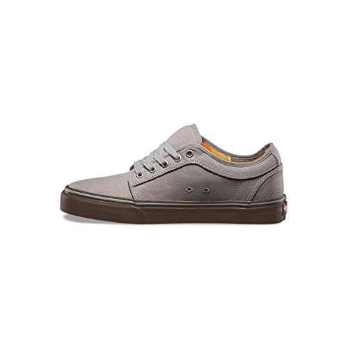 Vans Mens Chukka Low Skate Shoes, Strisce Azteco Grigio Chiaro, 7,5 M Us