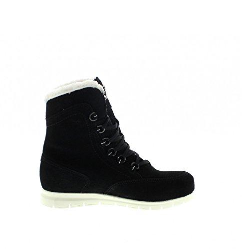 Zapatillas negro Negro Meindl mujer para de negro senderismo 4wqdRq0