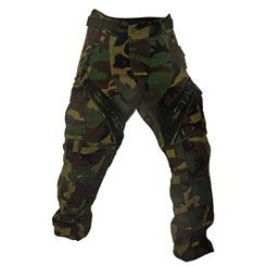 Pants- V-TAC Zulu-WOODLAND-S by VTAC