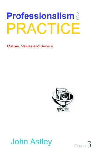Professionalism and Practice (No. 3)