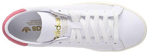 ftwr Hommes Chaussures Adidas Sport Blanc De Blanche Vue S18 Rose Cour Ftwr La Craie L'ivoire RTqTaBwgx